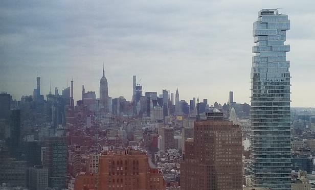 NYC Skyline/ Photo by Betsy Kim