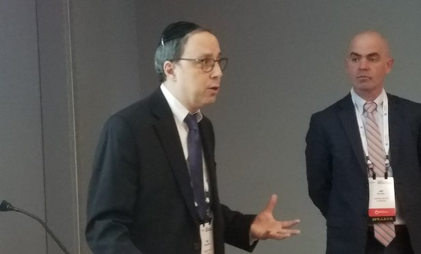 (From left: Paul Gevertzman, Jeff Bowden)