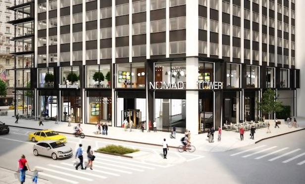 1250 Broadway rendering