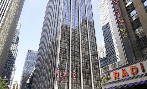 1271 Avenue of the Americas/ Photo courtesy: Rockefeller Group