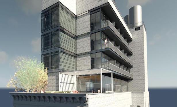 225 Bowery rendering