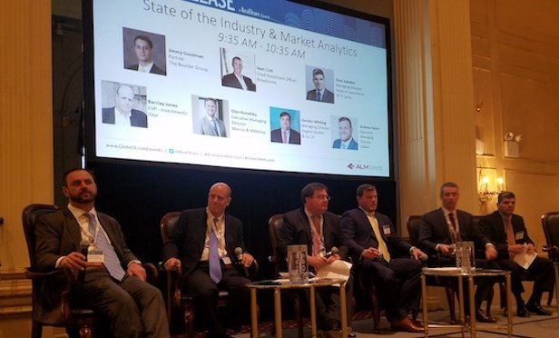 State of the Industry Net Lease Event 2019 panel