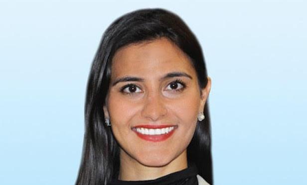 Damla Barrett, director, New York leasing at Colliers International
