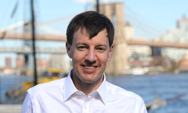 James Patchett, president and CEO of NYCEDC
