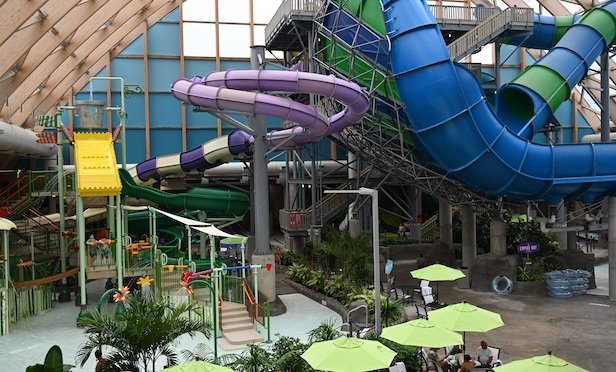 Kartrite Resort & Indoor Waterpark in Monticello, NY