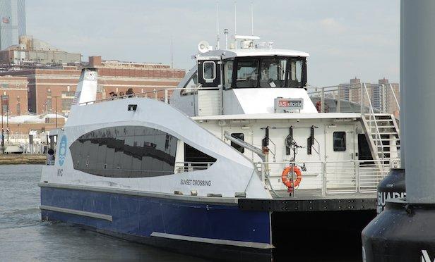 NYC Ferry Services Begin at Brooklyn Navy Yard | GlobeSt