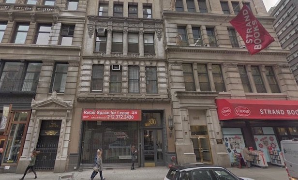 830 Broadway and adjacent buildings landmarked on June 11, 2019.