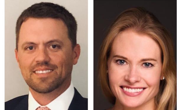 Michael Cale and Karen Horstmann