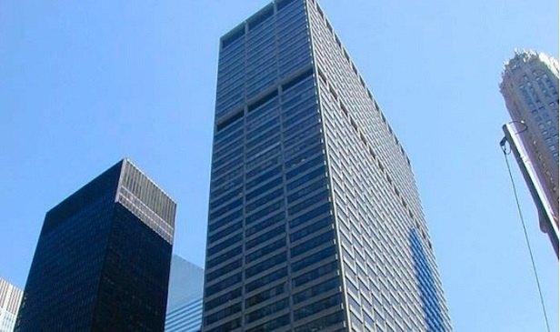 Blackstone headquarters in Midtown Manhattan.