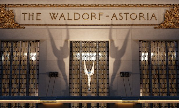 Waldorf Astoria New York residences