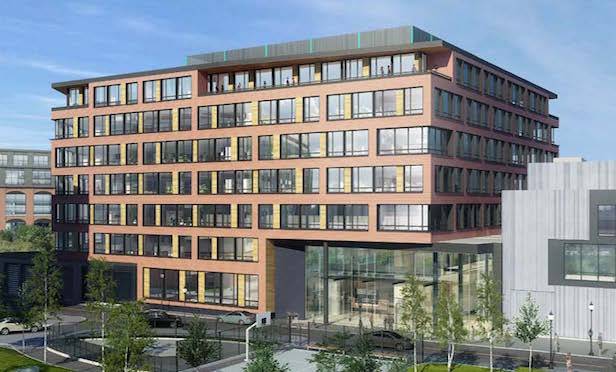 Breakthrough's Boston property rendering
